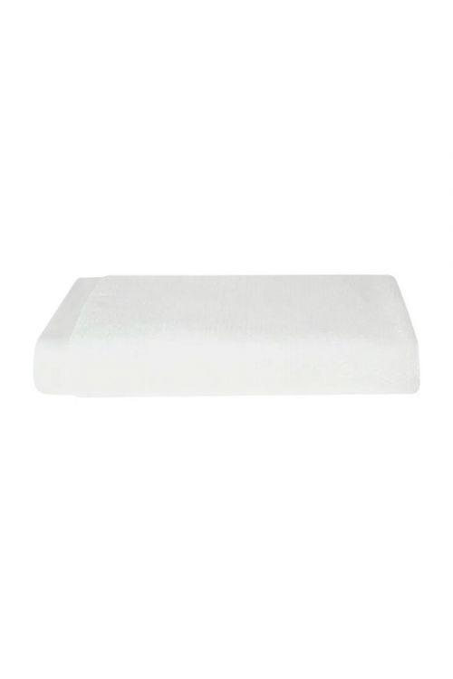 Toalha Rosto 100% Algodão Maggiore Branco 48cm x 90cm