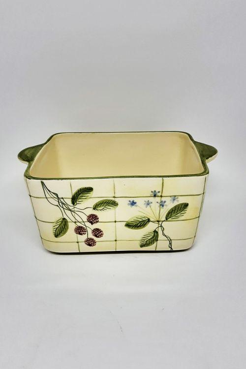 Pote de sorvete em cerâmica pintado a mão - Framboise
