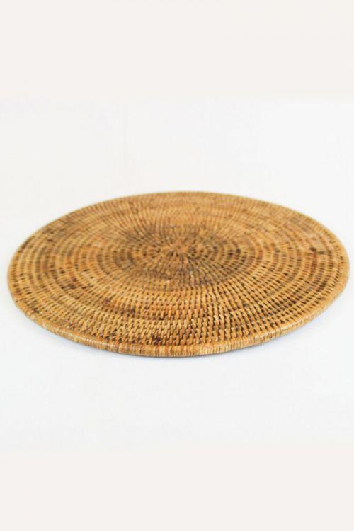 Descanso de Mesa em rattan Paya 30 cm