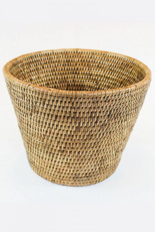 Cachepot em rattan Mandalay 25 cm