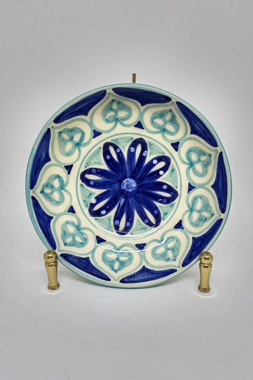 Tigela para Massas em cerâmica pintada a mão - Amalfitana