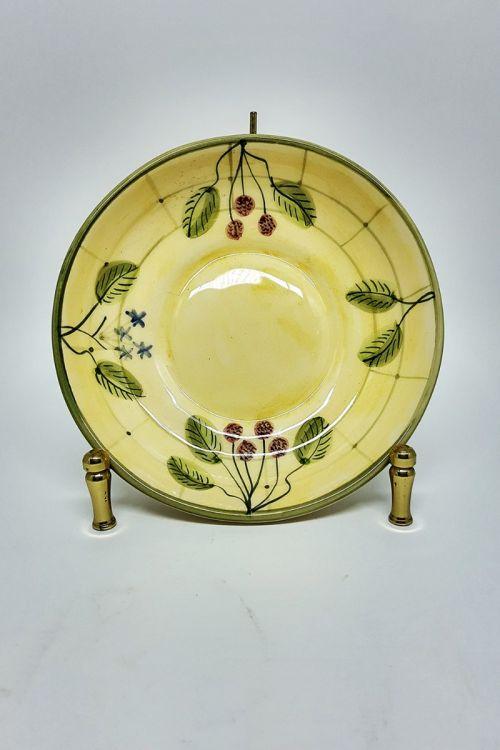 Tigela para Massas em cerâmica pintada a mão - Framboise