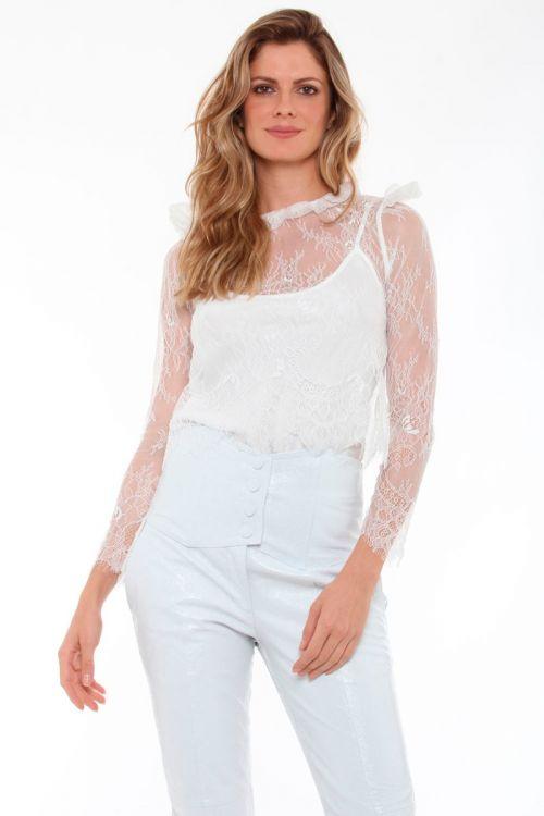 Blusa Ryn Couture - Off White
