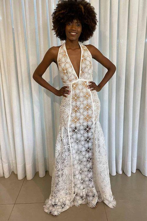 Vestido Longo Juliana Branco - Fabulous Agilitá