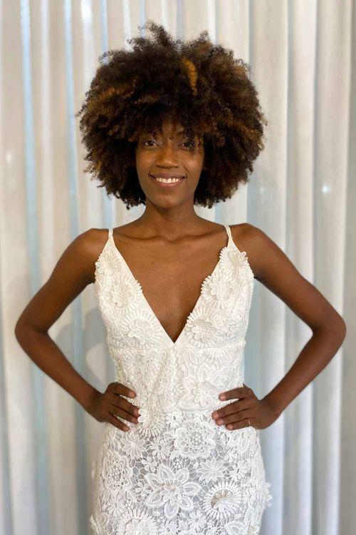Vestido Longo Gracie Branco - Fabulous Agilitá