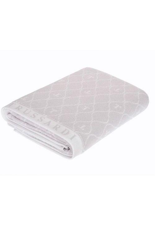 Toalha Rosto Jacquard Fio Tinto Speciale Gelo/Branco 48cm x 90cm