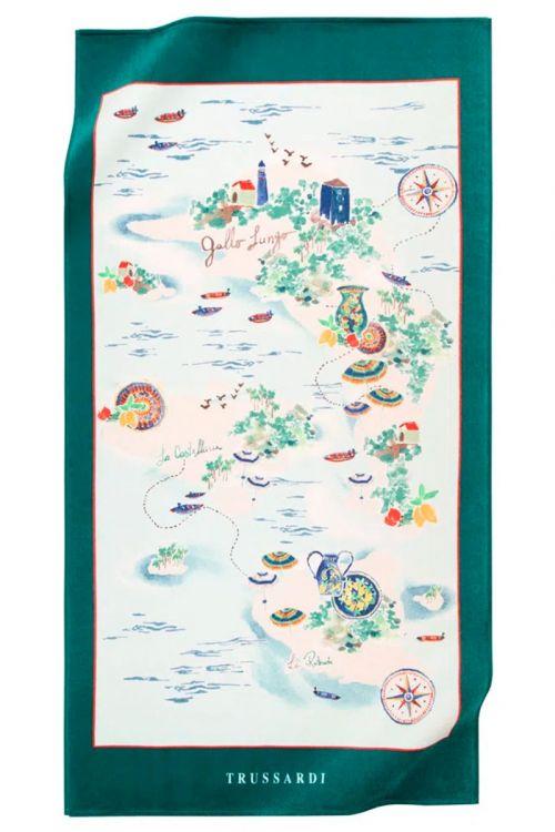 Toalha de Praia - Delfini 83cm x 163cm
