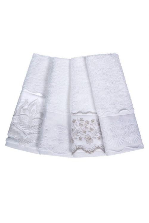 Toalha de Lavabo  - Imperiale Bordado Sortido 30cm x 50cm