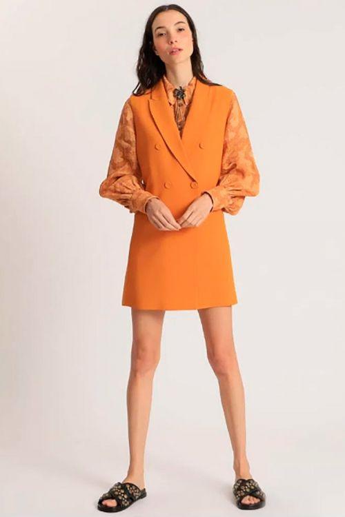 Vestido Nala Amarelo - NK